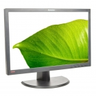 Monitor 24 Lenovo LT2452PWC Black GB Ref
