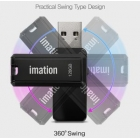 USB Flash Drive Imation Nano Pro II USB 3.0 128GB Black