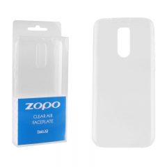 Θήκη Zopo Flash X2 Silicone Transparent Or.