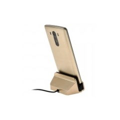 Docking Station Micro Usb Charge-Data Gold