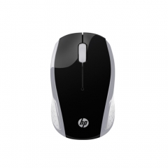 Mouse Wireless HP 200 Pike Silver