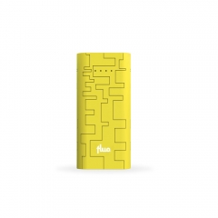 PowerBank Fluo Energy 10400mAh block Yellow