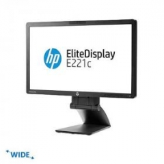Used Monitor E221c TFT/HP/22/1920x1080/wide/Black/Grade