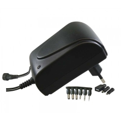 Charger Travel Μετρατροπέας MW3R15GS 3-12V 1500mA 6 tips