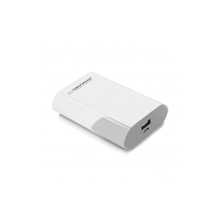 Power Bank Esperanza Boson 6000mah White/Grey
