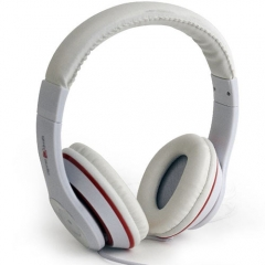 Headset Stereo Gembird Los Angeles White